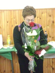 Paola Ponzo Presidente Andrea Doria