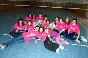 Under 14 Femminile 2010-2011 Festeggiamenti