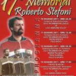 17° Memorial Roberto Stefoni