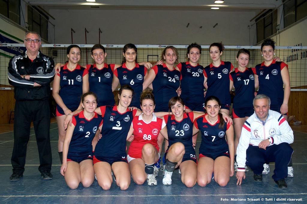 Terza Divisione Femminile 2011-2012