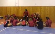 Under 14 Femminile Palestra Rosmini