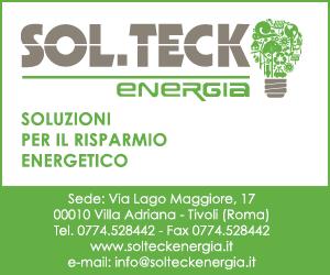 Solteck Energia - Soluzioni per il risparmio energetico