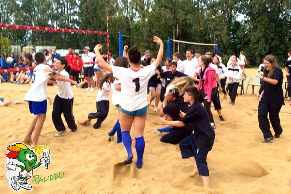 Convittiadi 2014 Palermo Beach Volley