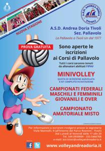 Manifesto Andrea Doria 2014-2015