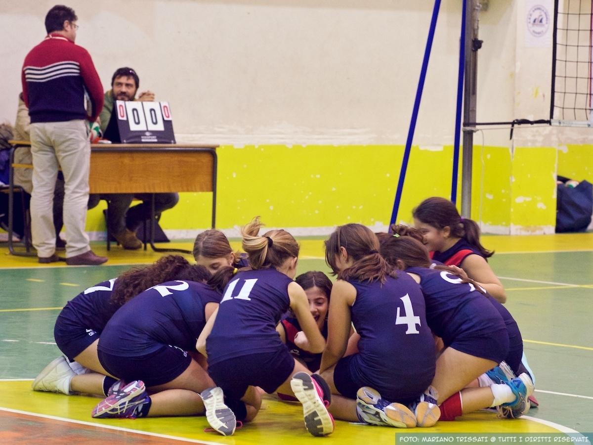 Under 12 Femminile - Andrea Doria Tivoli