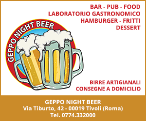 Geppo Night Beer - Tivoli
