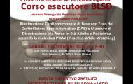 Corso esecutore BSLD - Andrea Doria Tivoli