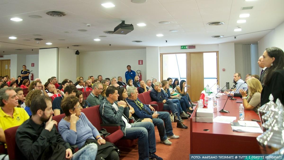 Fipav Roma - Premiazioni 2015