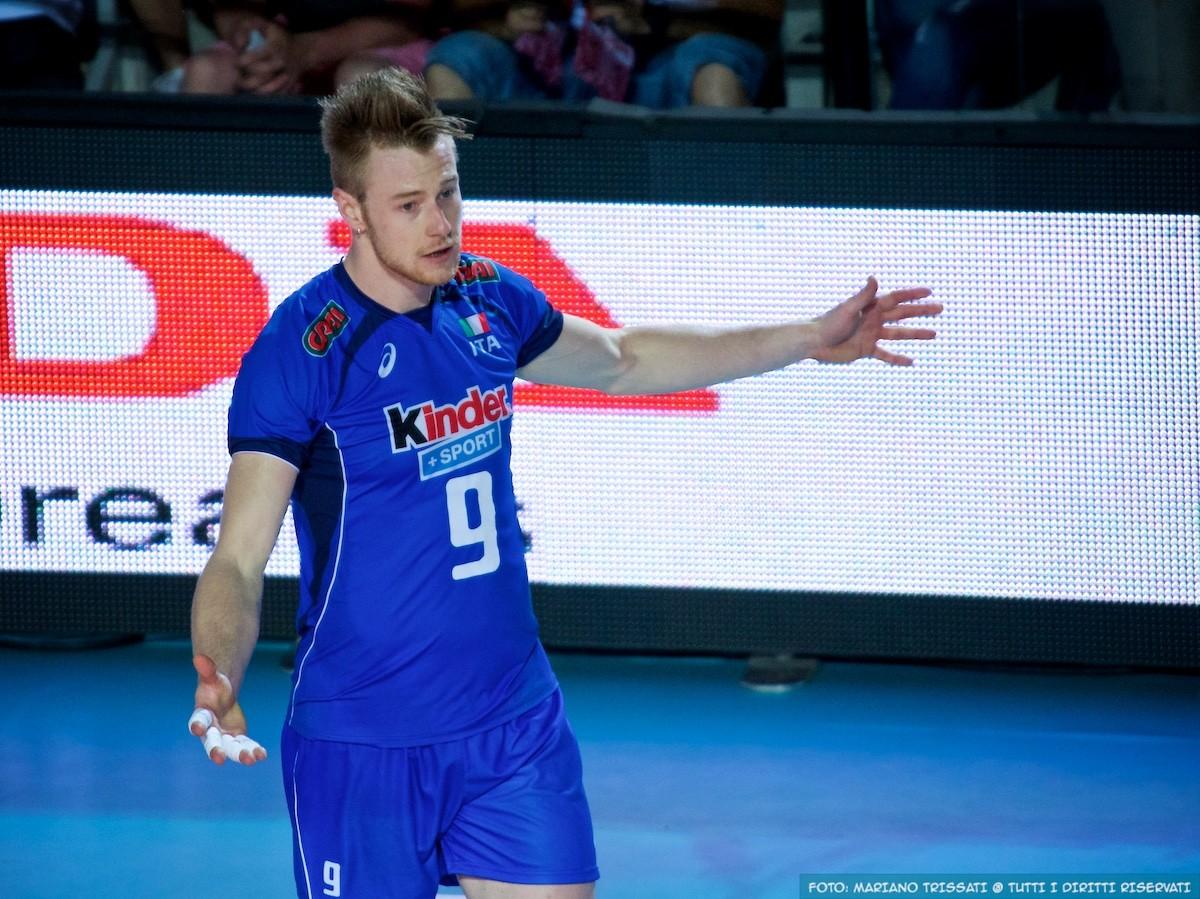 World League 2014 - Ivan Zaytsev