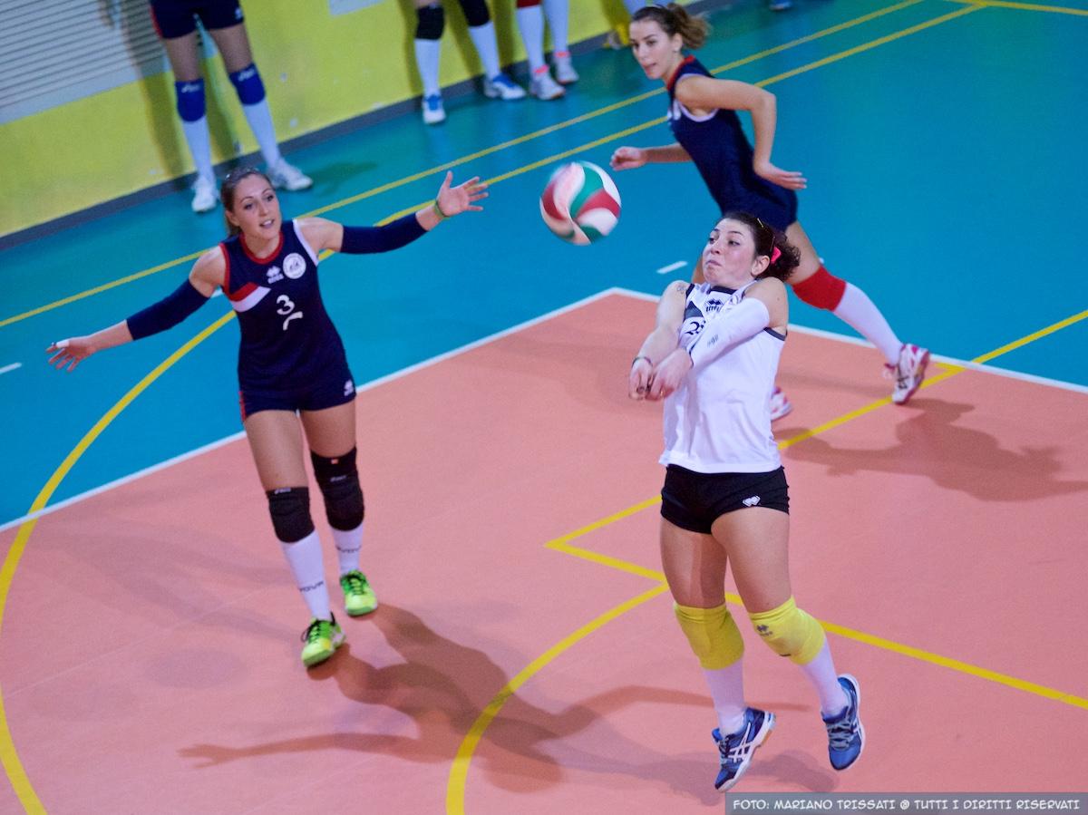 DF - ASD Volley 19 - Andrea Doria Tivoli