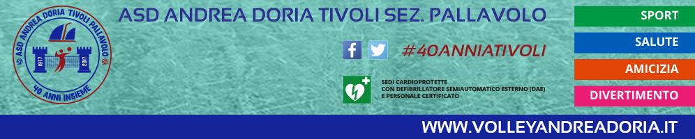 ASD Andrea Doria Tivoli Sez. Pallavolo