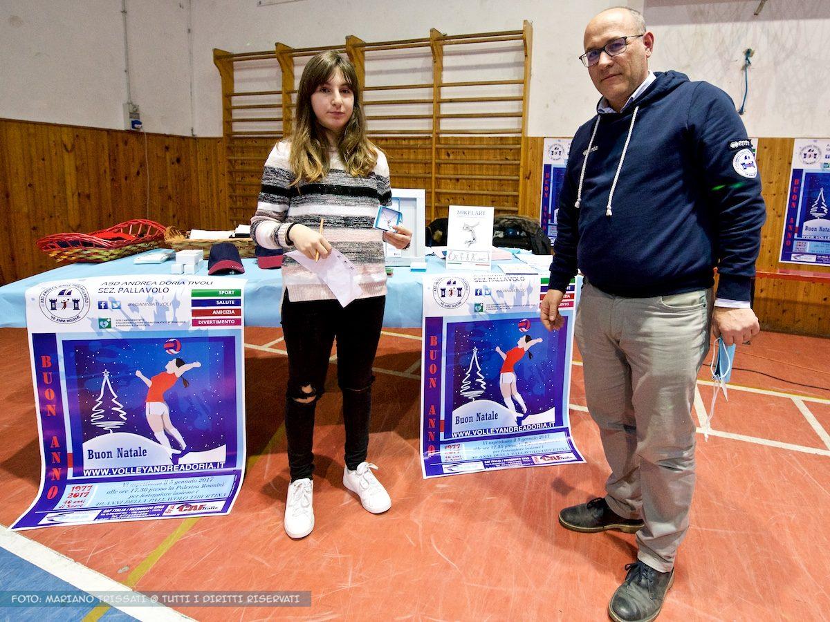 Andrea Doria Tivoli - Befana 2017