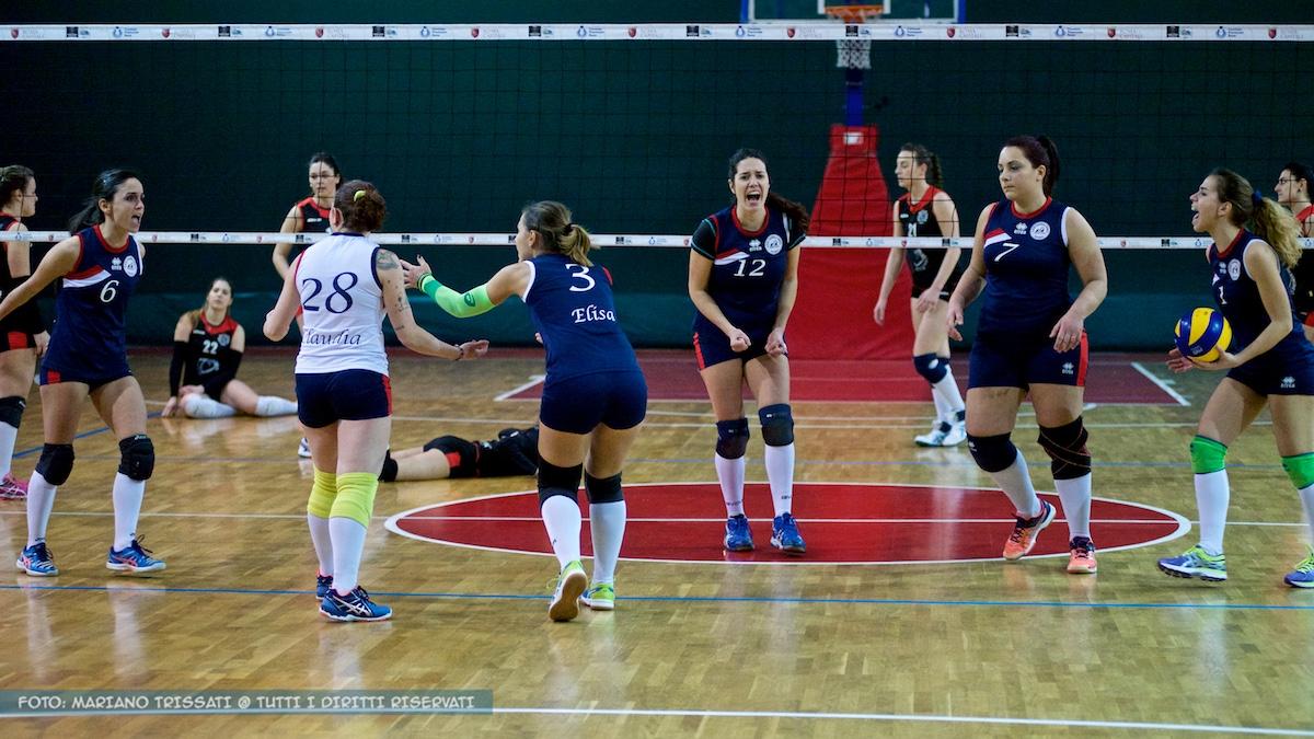DF - Revolution Volley - Andrea Doria Tivoli