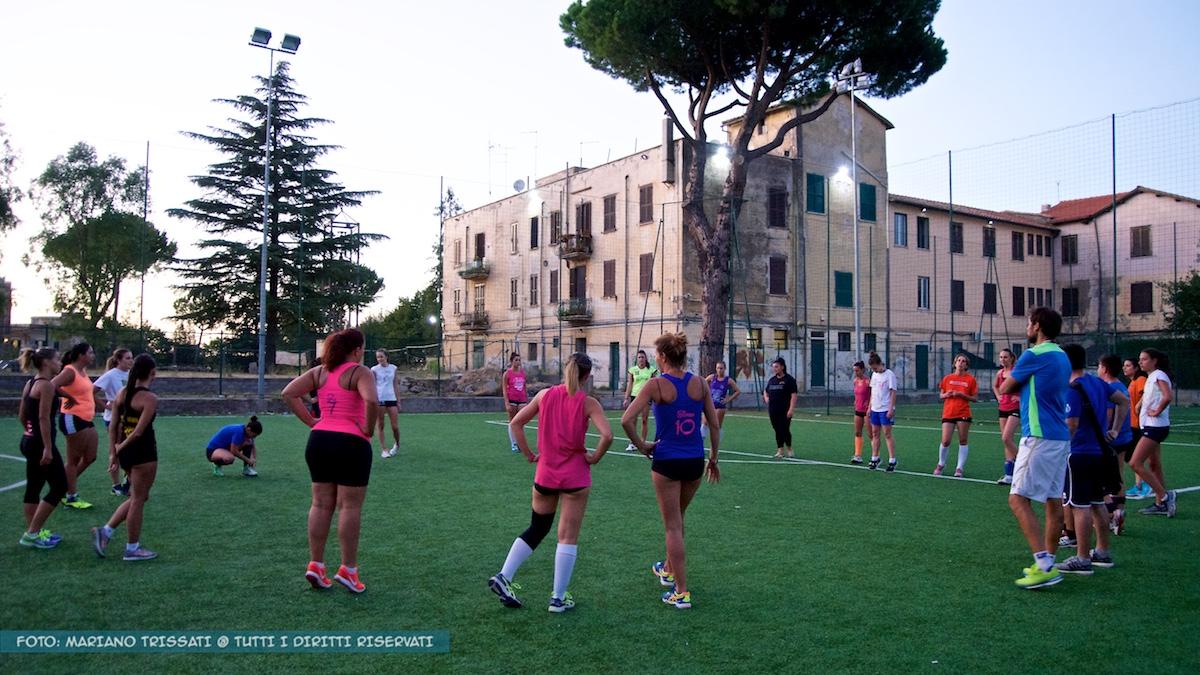 Andrea Doria Tivoli - Preparazione Atletica 2017-2018