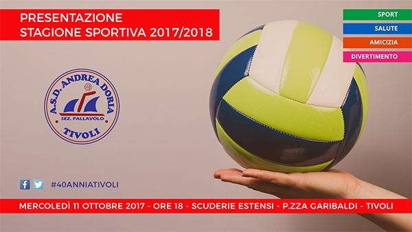 Presentazione Stagione Sportiva 2017/2018 @ Scuderie Estensi | Tivoli | Lazio | Italia