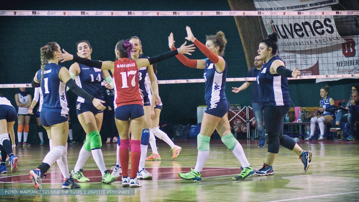 CF - Italo Svevo Volley - Andrea Doria Tivoli