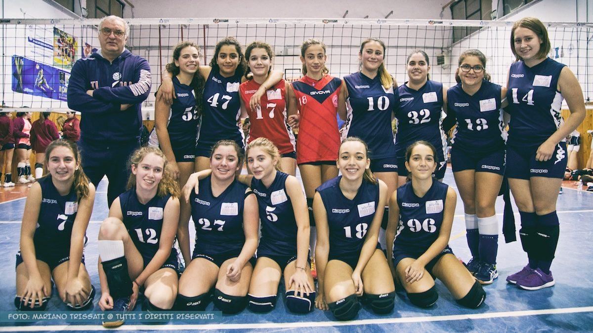 Under 16 Femminile - Stagione 2017-2018