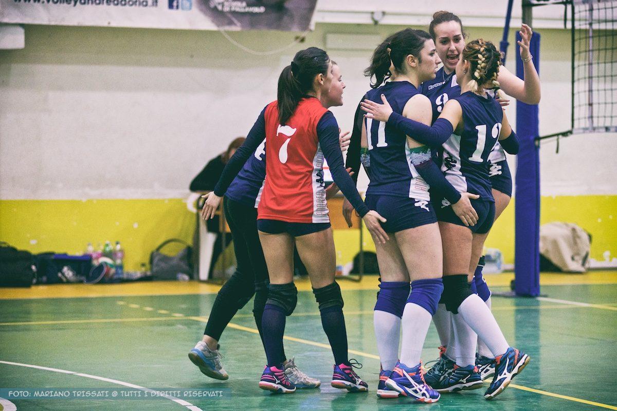 1DIVF - Andrea Doria Tivoli - ICS Volley