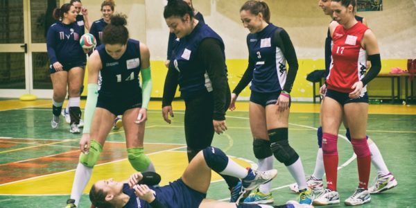 CF - Andrea Doria Tivoli - Volley Labico