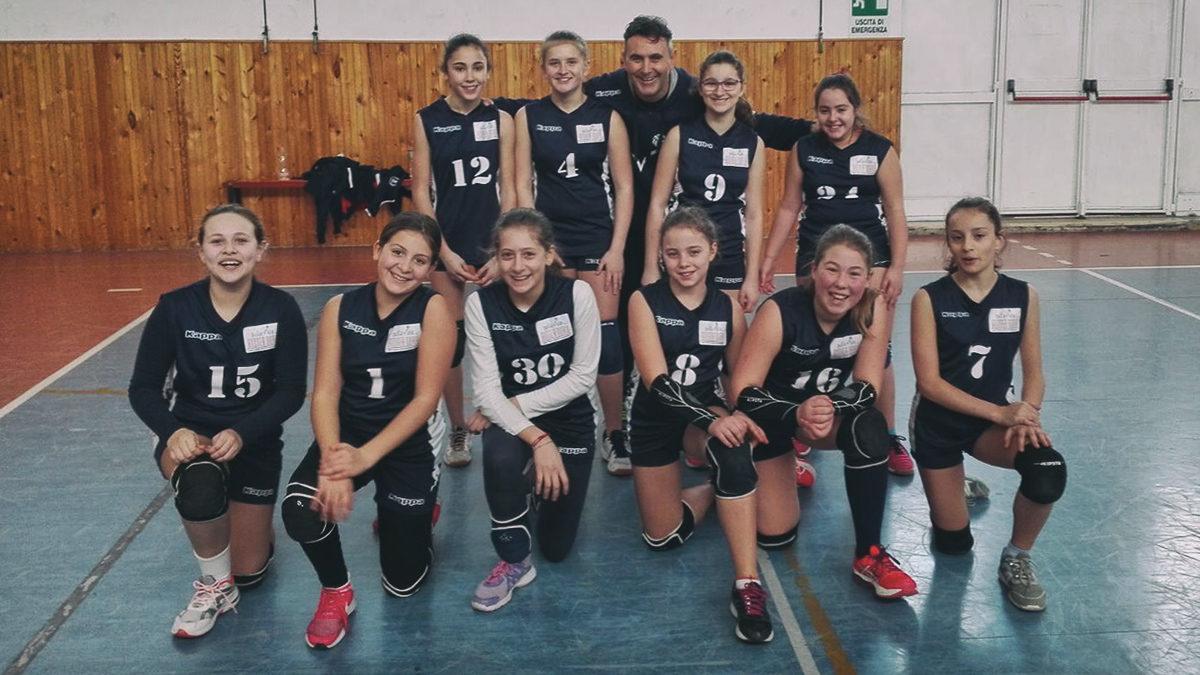 Under 12 Femminile - Stagione 2017-2018
