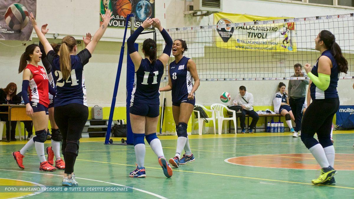 1DIVF - Andrea Doria Tivoli - Volley 4 Strade Cittaducale