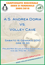 Andrea Doria - Volley Cave