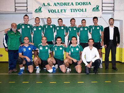 Andrea Doria - Formazione Serie D Maschile 2009-2010