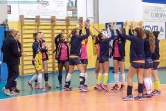 B2F - Volley Ponte Felcino - Andrea Doria Tivoli
