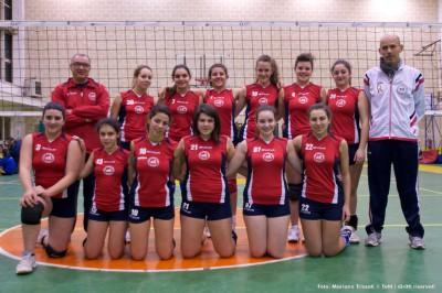 Formazione Under 16 Femminile 2012-2013