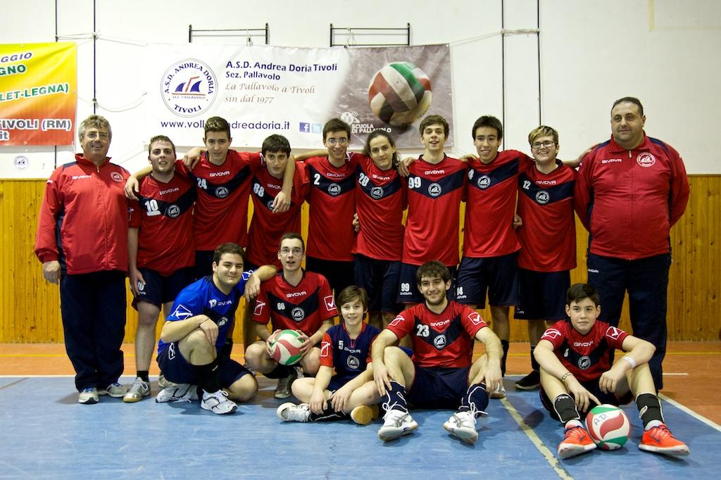 Formazione Terza Divisione Maschile 2013-2014