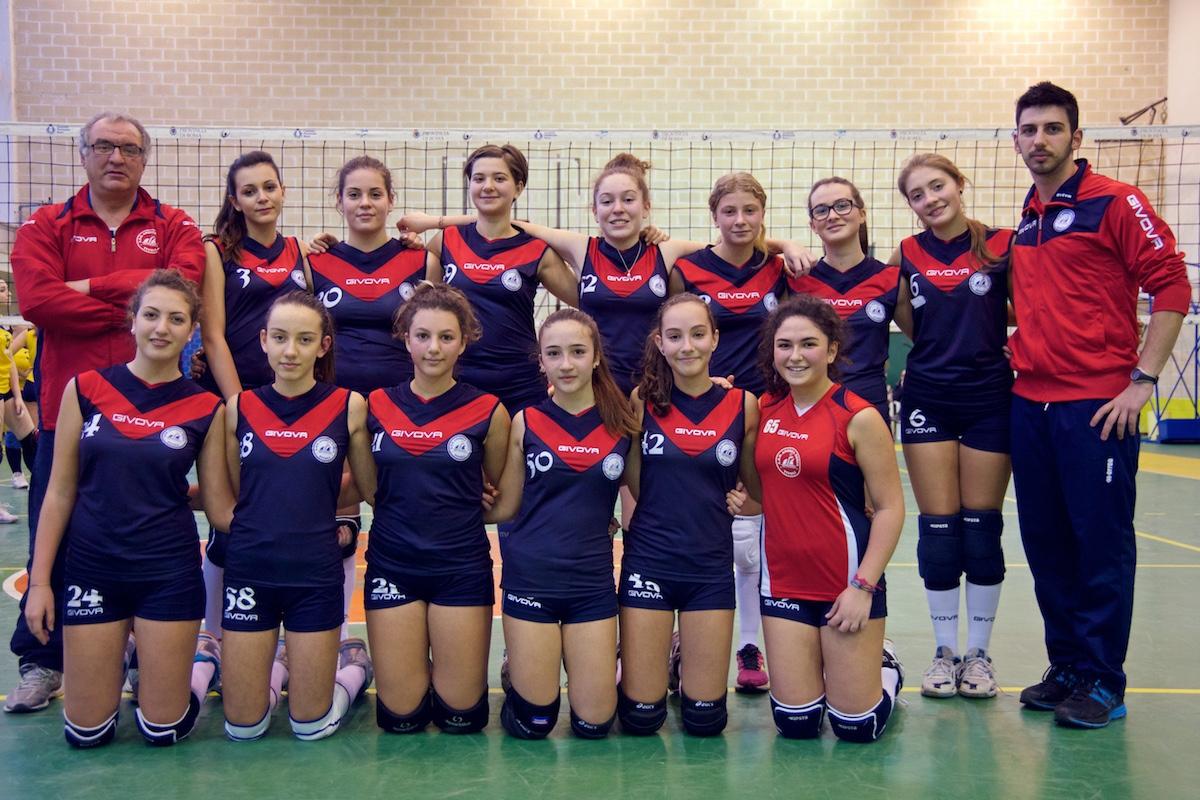 Under 16 Femminile Elite - 2014-2015