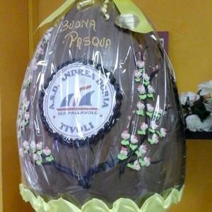 Uovo di Pasqua - Pasticceria Villanucci
