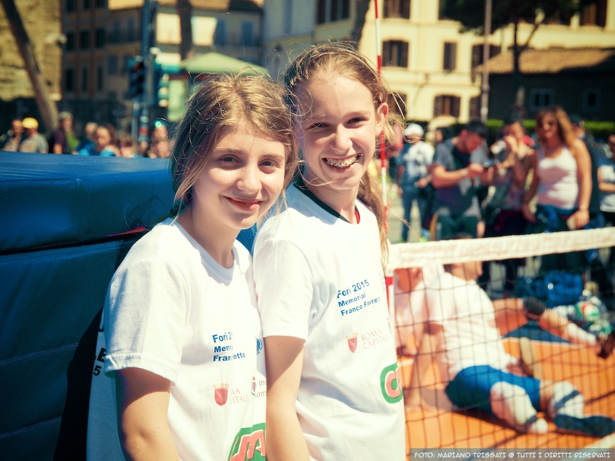 Minivolley - Memorial Franco Favretto 2015