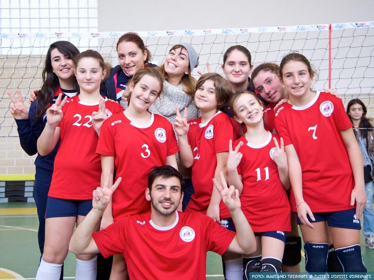 Under 12 Femminile 3x3 - Stagione 2015-2016