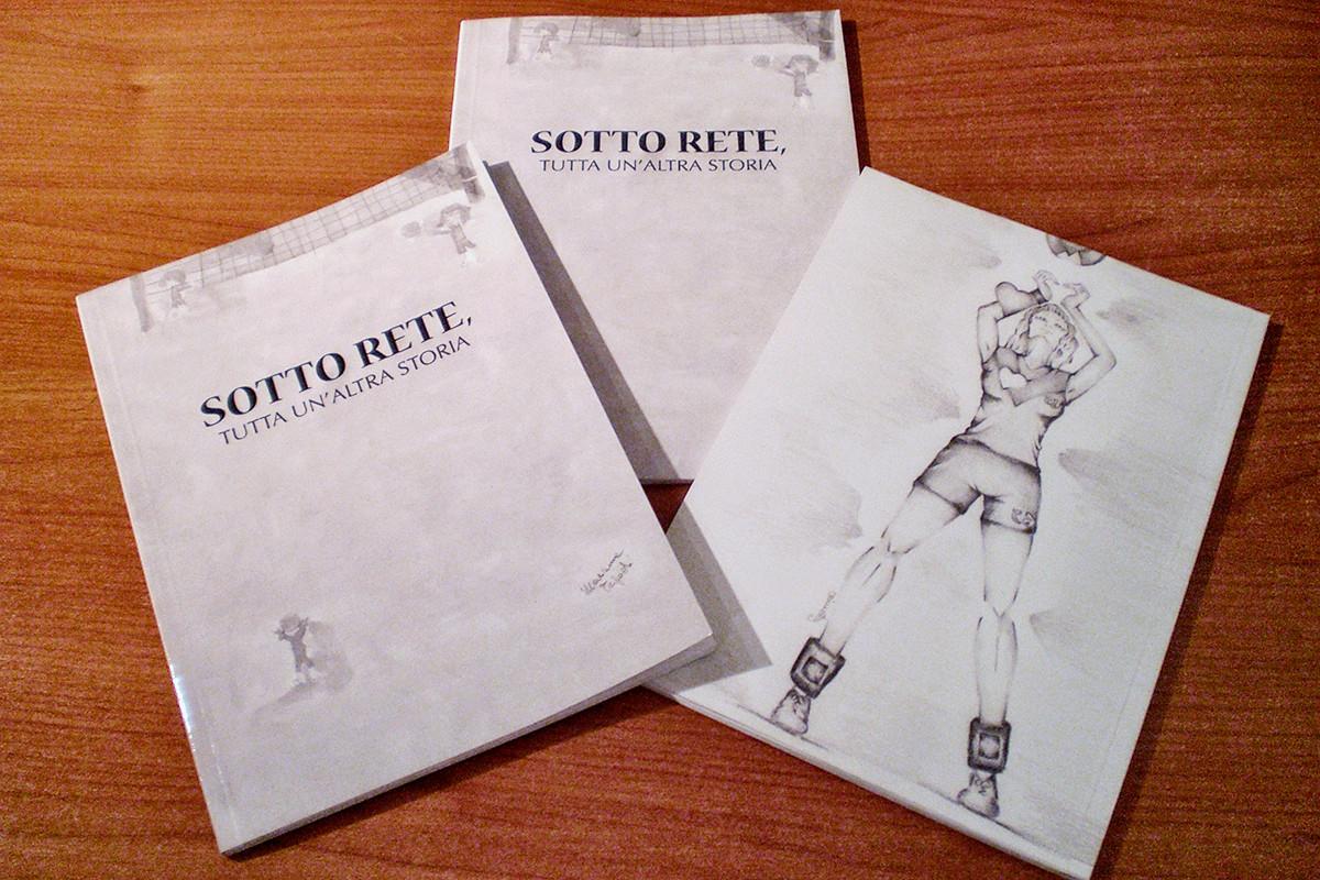 Libro Andrea Doria - Sotto Rete - Luigi Brasili