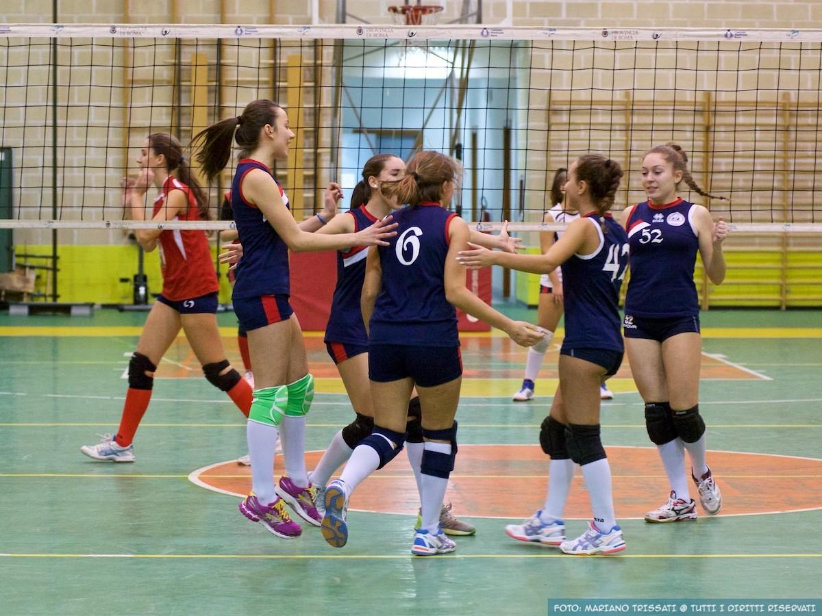 U16F ELITE - Andrea Doria Tivoli - Pol Roma7 Volley