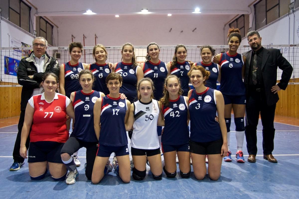 Formazione Seconda Divisione Femminile 2015-2016