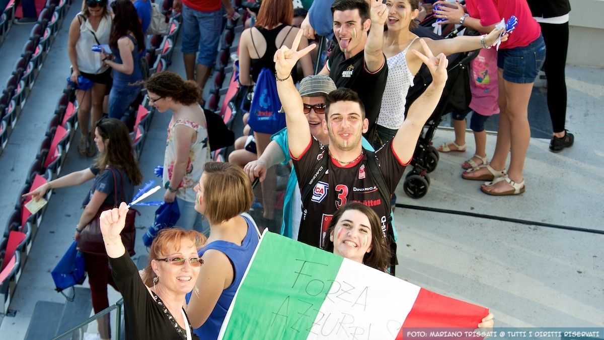 World League 2014 - Foro Italico