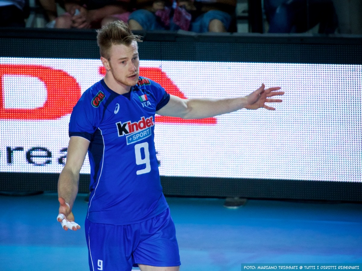 World League 2014 - Ivan Zaytsev