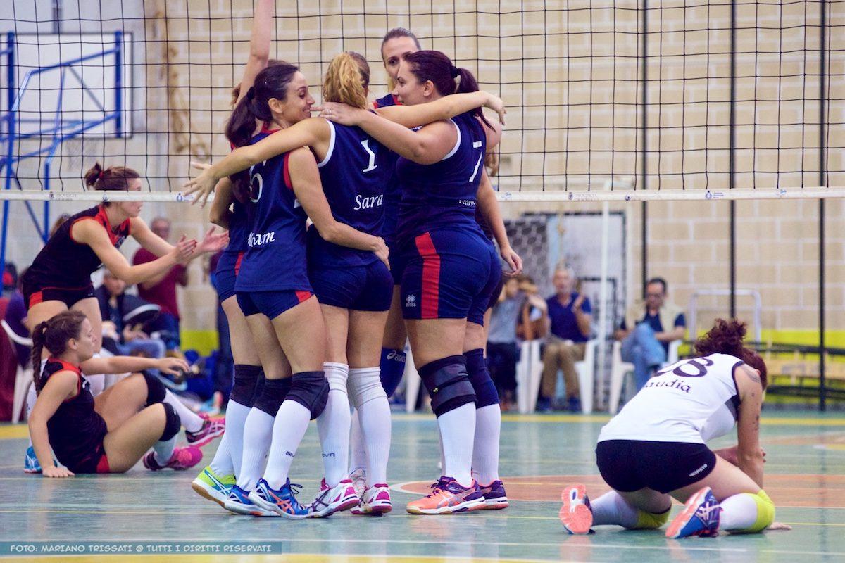 Andrea Doria, Fabrizio Ricci, Pallavoliste, Pallavolo Femminile, Revolution Volley, Casal Bertone, Tivoli, Volley Femminile, Serie D