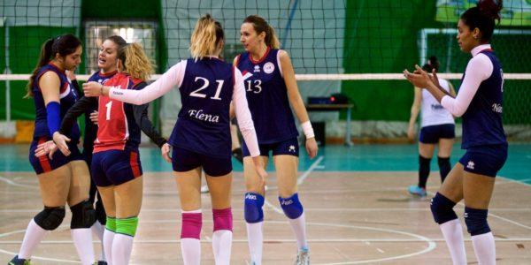 DF - Praeneste Volley - Andrea Doria Tivoli