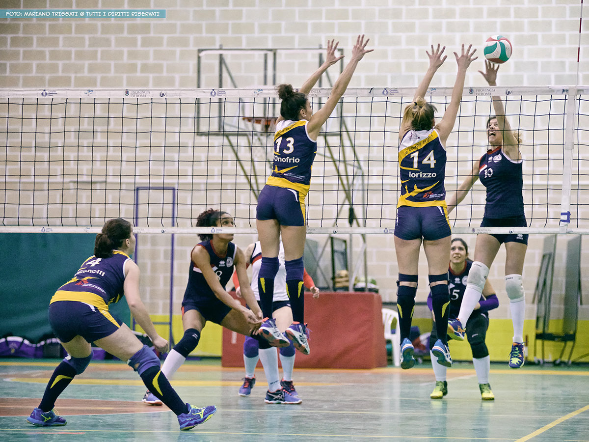 DF - Andrea Doria Tivoli - Dream Team Roma Pallavolo