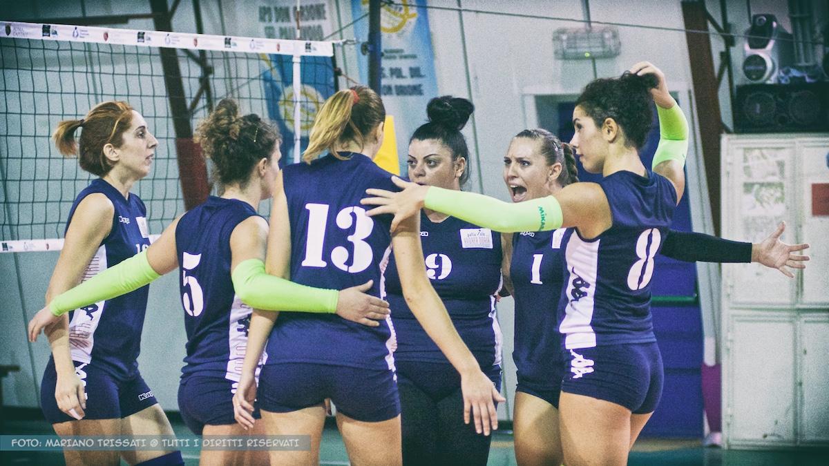 CF - Volley Labico - Andrea Doria Tivoli