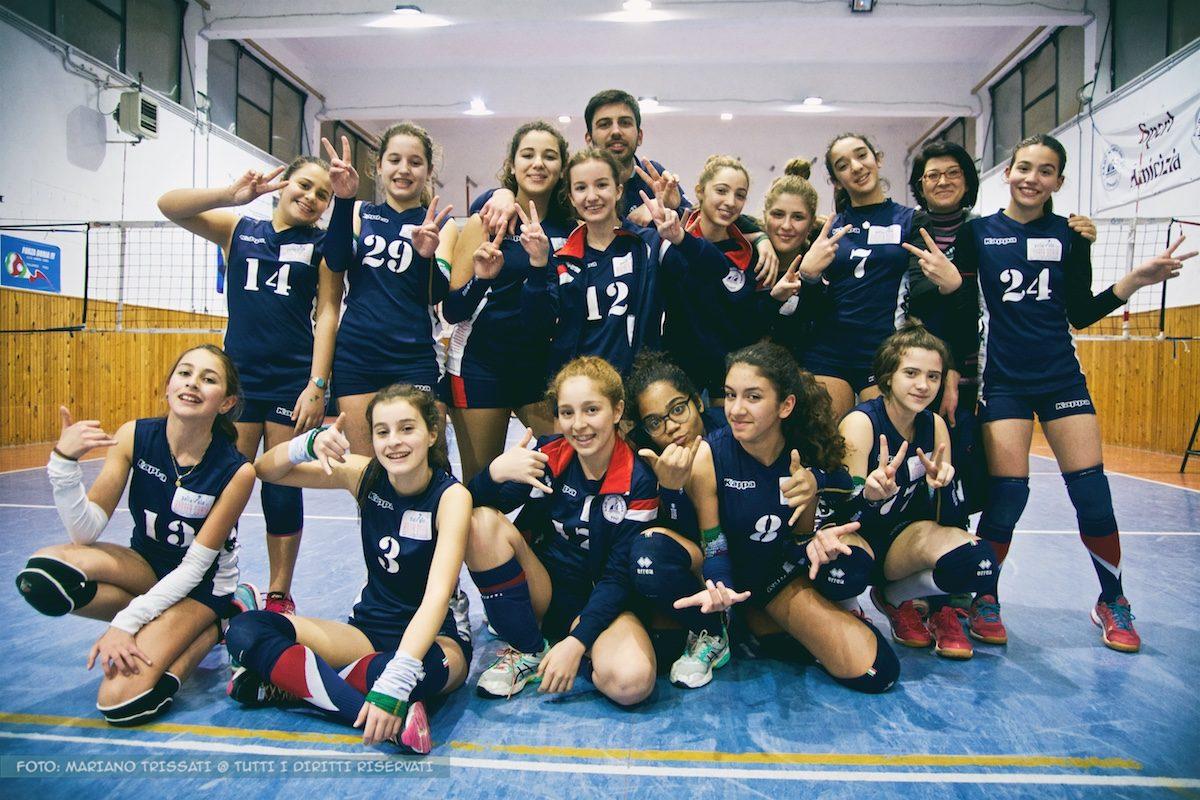 Under 14 Femminile - Stagione 2017-2018