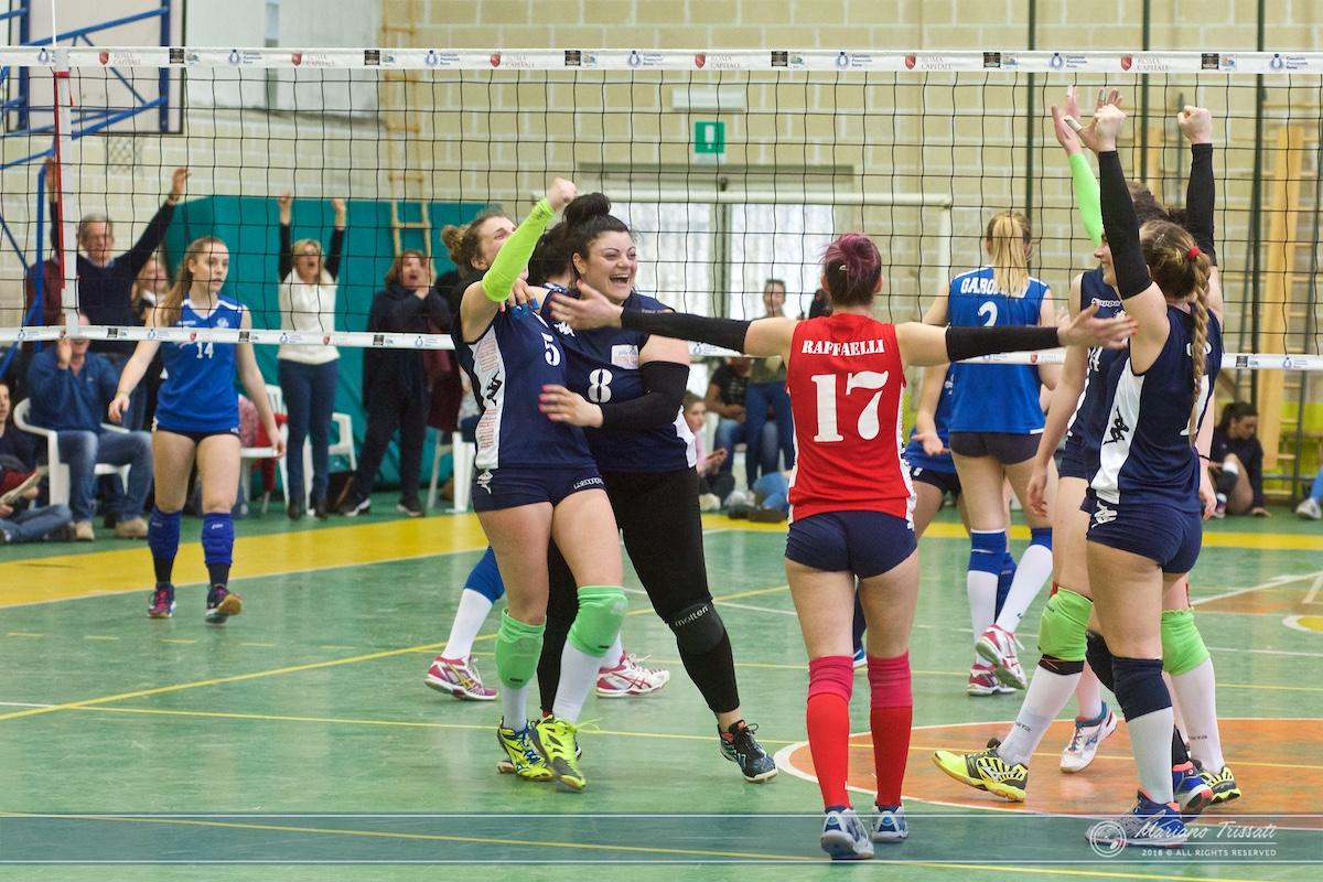 CF - Andrea Doria Tivoli - Onda Volley