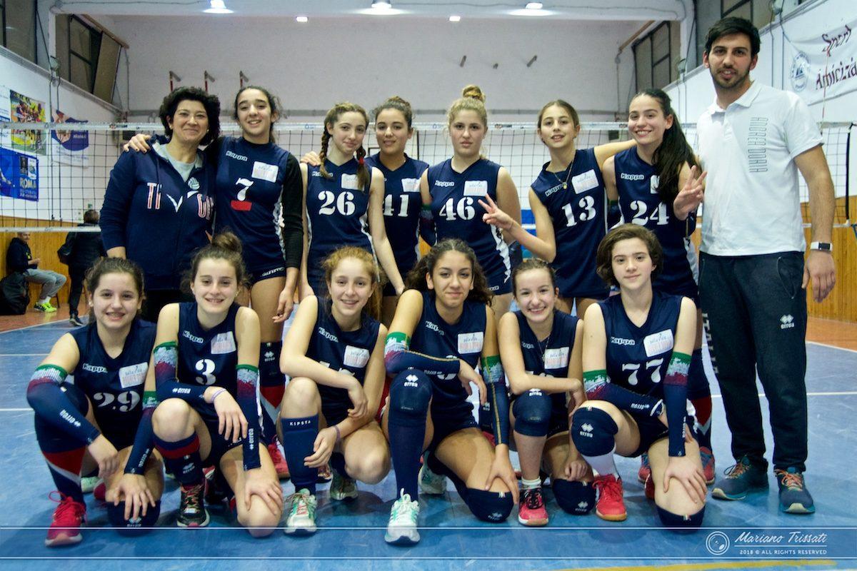 U14F - Andrea Doria Tivoli - Dream Team Roma Pallavolo