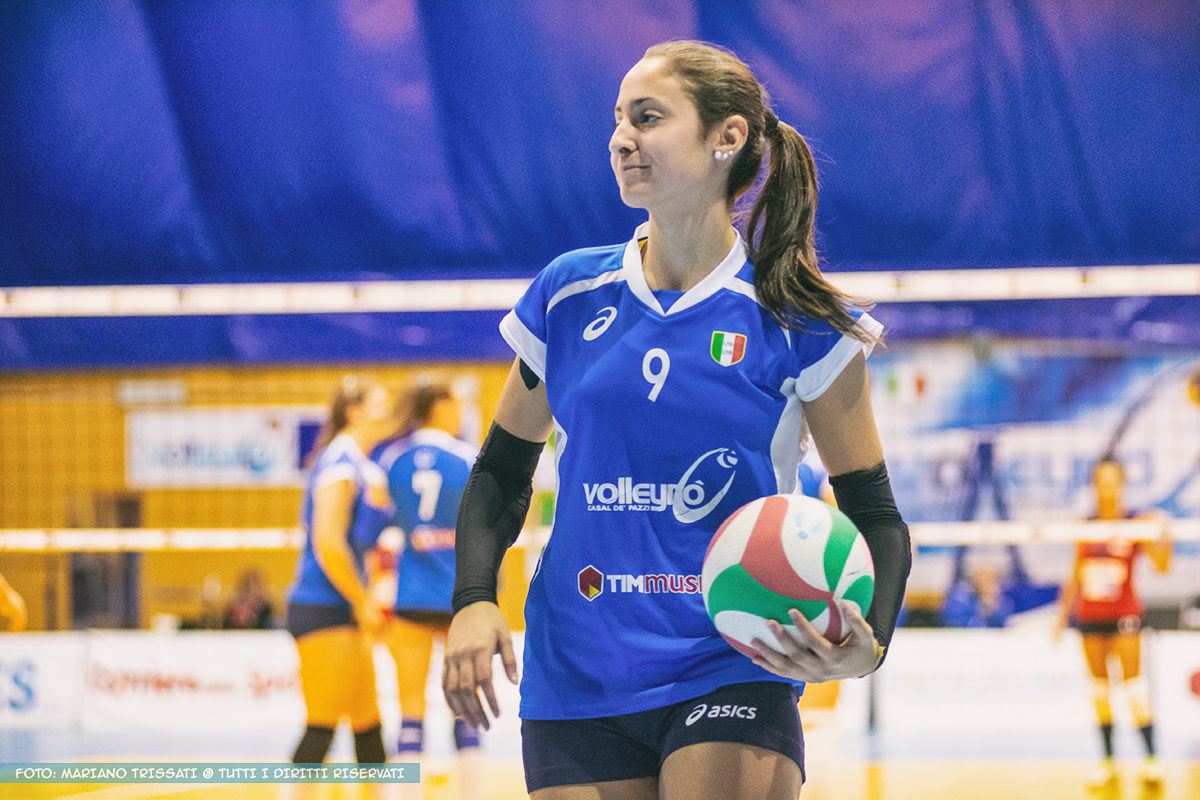 Laura Sturabotti - Volleyrò CDP