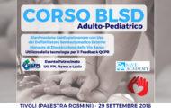 Corso BLSD - Tivoli