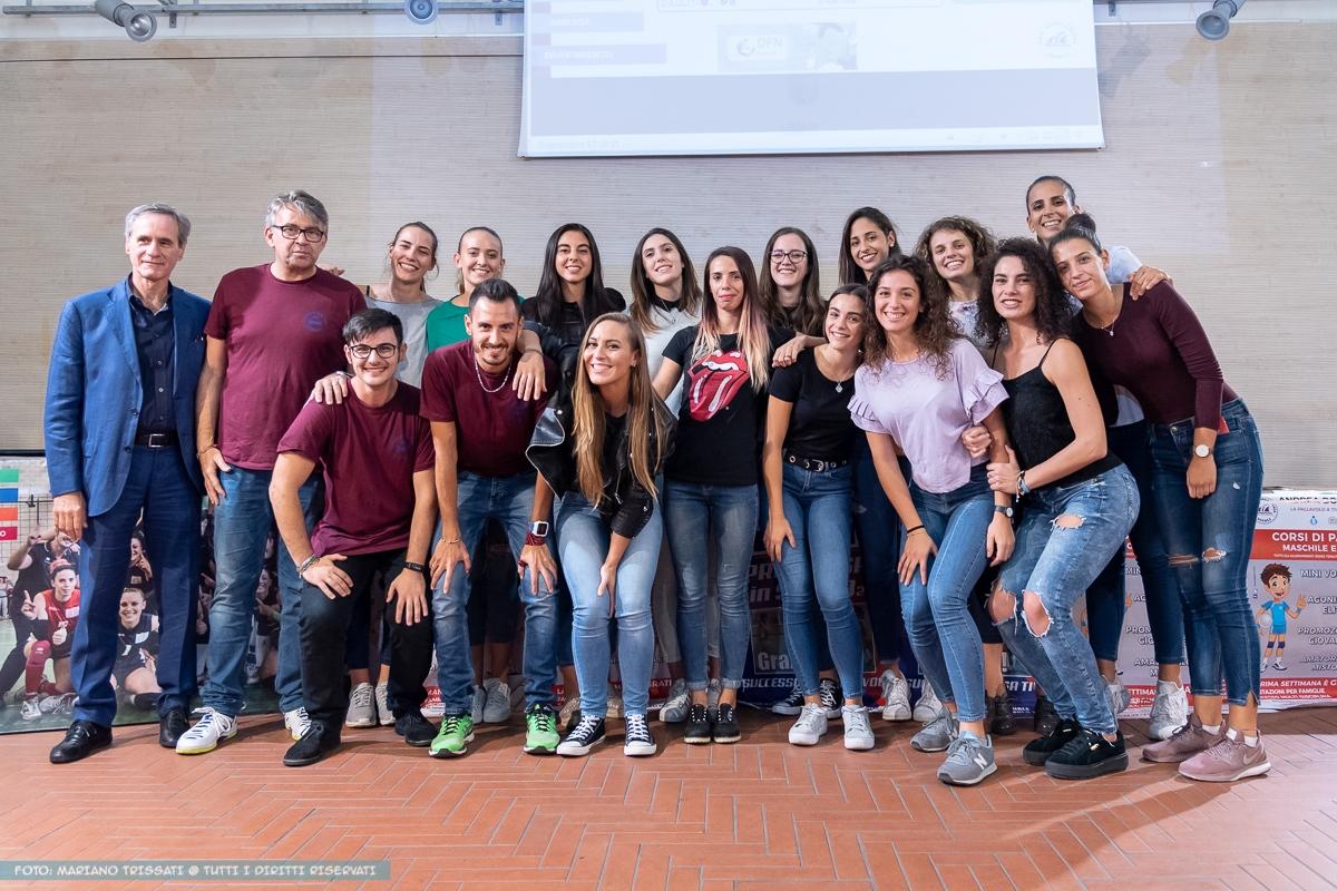 Presentazione Andrea Doria Tivoli - 4 Ottobre 2018