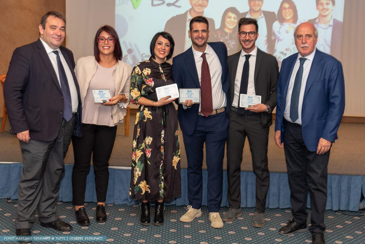 Assemblea FIPAV Lazio - 2018 - Premiazioni